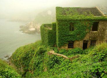 หมู่บ้านชาวประมงร้างในจีน ตกแต่งให้เป็นธรรมชาติ กลายเป็นแหล่งท่องเที่ยว